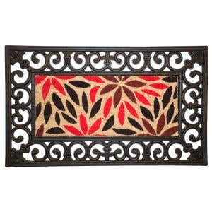Modern and classic styles combine in this Coco Mat!