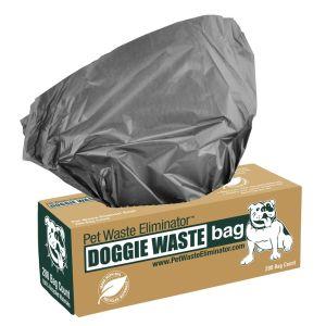 Pet Waste Eliminator Bags on Rolls