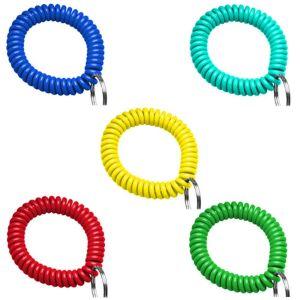 Spiral Wrist Key Coil