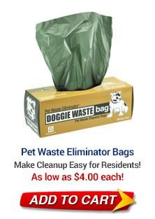 Pet Waste Eliminator Bags