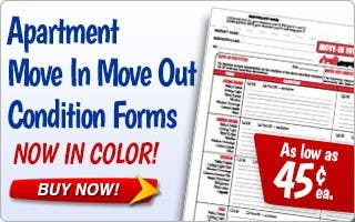 Move In Move Out Forms Now in Color