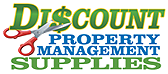 Discount Property Management Supplies Logo